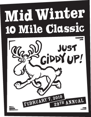 Logo design for Mid Winter Classic