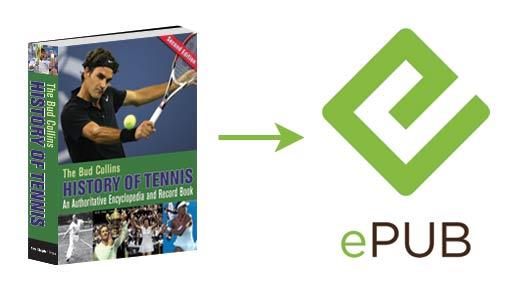 ePub Book Conversion