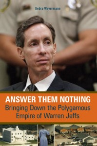 Answer Them Nothing Book Cover