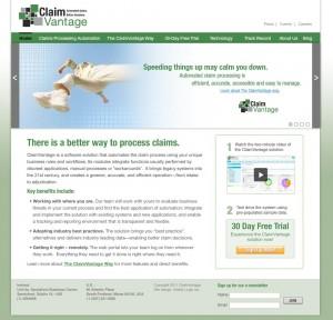 Web design, option 3.