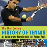 Book Cover of Budd Collins History of Tennis