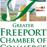 Logo Design for Greater Freeport Chamber of Commerce