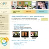 Web Site Design for Global Citizenship Experience