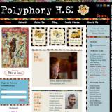 PolyphonyHS Homepage