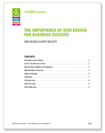 Whitepaper: Web Design Survey Results