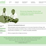 Educational Endeavors home page