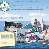 Spartan Charters website