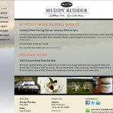 Muddy Rudder website