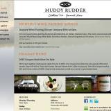 Muddy Rudder website
