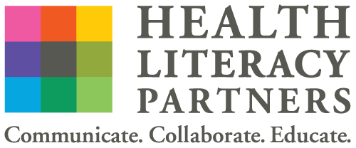 Health literacy partners logo