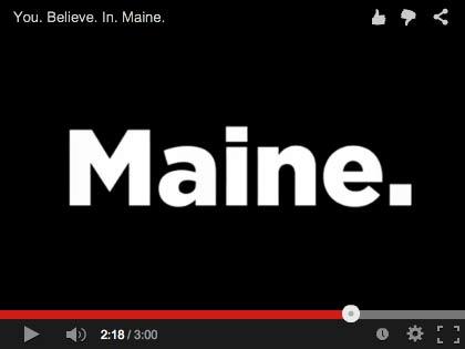 Video by Kerem Durdag: Believe in Maine
