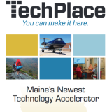 TechPlace brochure design thumbnail