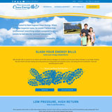 New England Clean Energy website