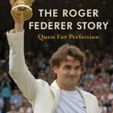 Book Cover Desgin for The Roger Federer Story