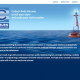 Web Site Design for Coburn Communications