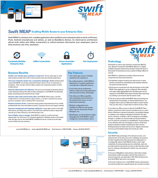 Swift-meap-datasheet