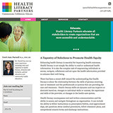 health literacy partners thumbnail