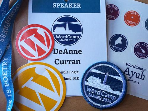 WordCamp Maine