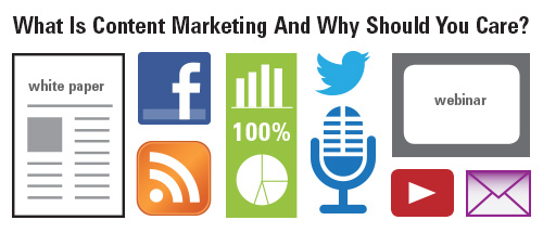 What is Content Marketing and Why Should You Care?