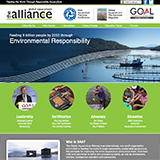 Global Aquaculture Alliance (GAA) website design thumbnail