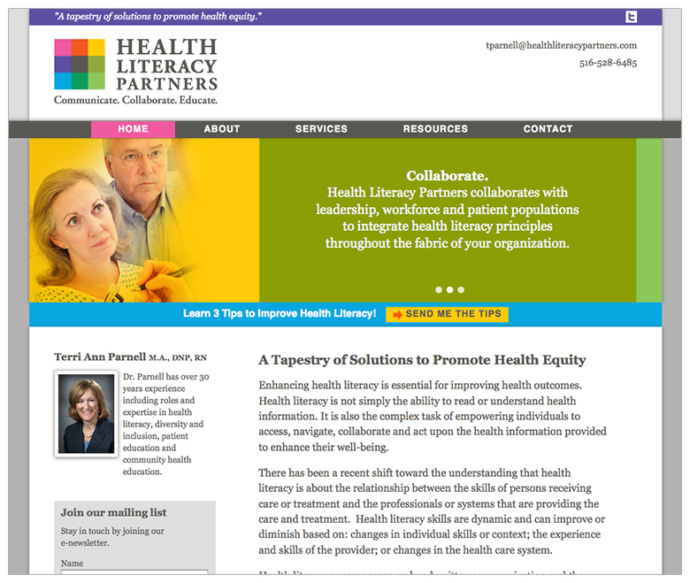 HLP-Health-Literacy-Partners-home
