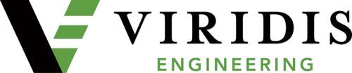 Viridis Engineering logo design