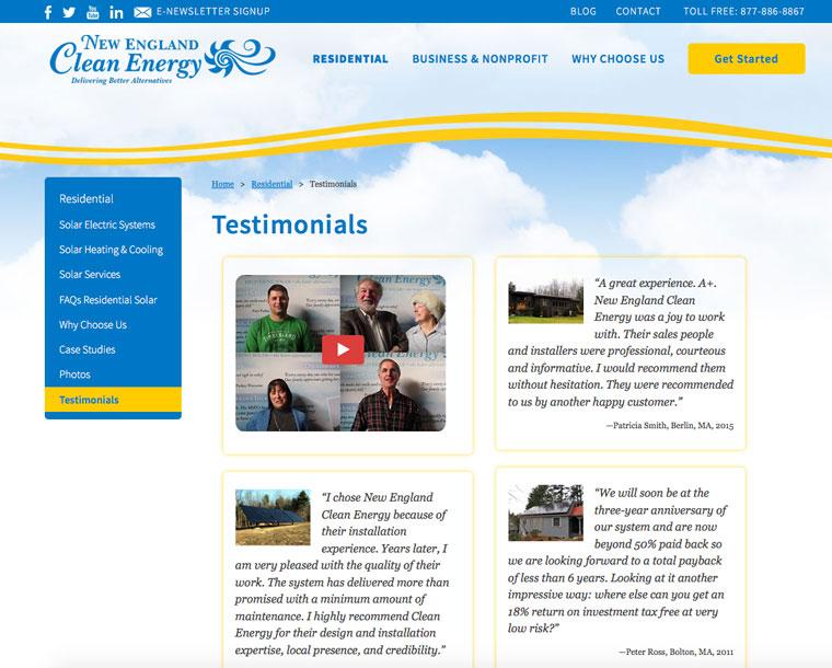 NECE-testimonials