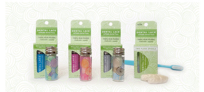 Dental Lace Package Design