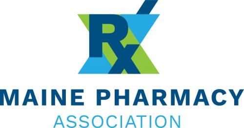 Maine Pharmacy Association Logo Design
