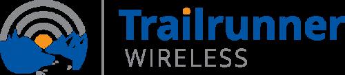 Trailrunner-Wireless Logo Design