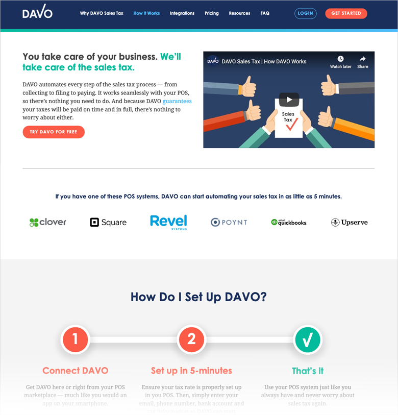 davo-website-how-it-works
