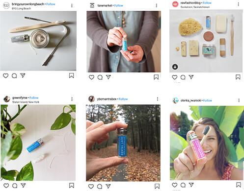 Dental Lace on Instagram