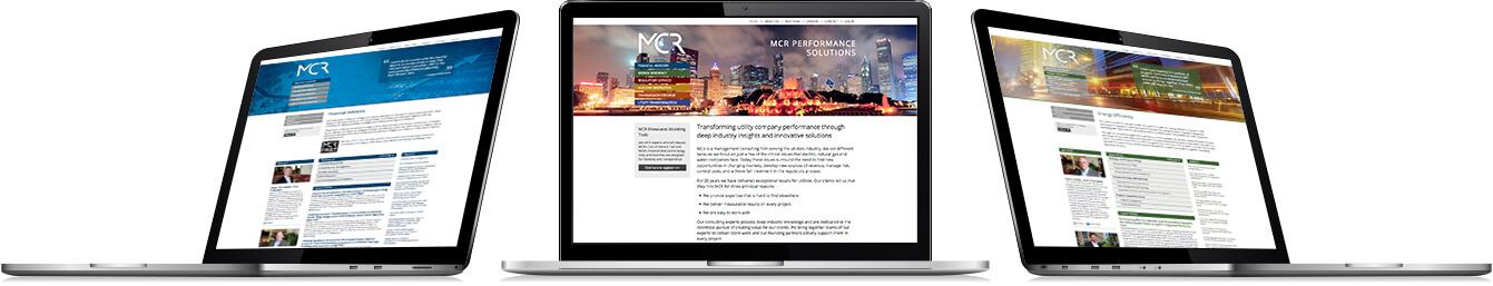 MCR website