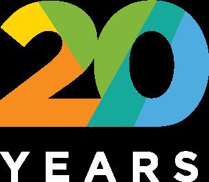 20 years grahic