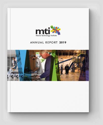 MTI Annual report cover