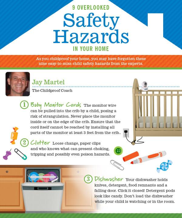 Overlooked safety hazards