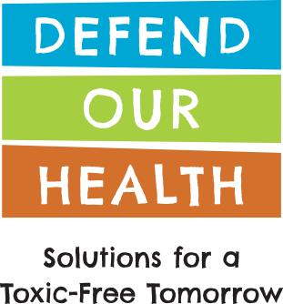Defend our Health logo