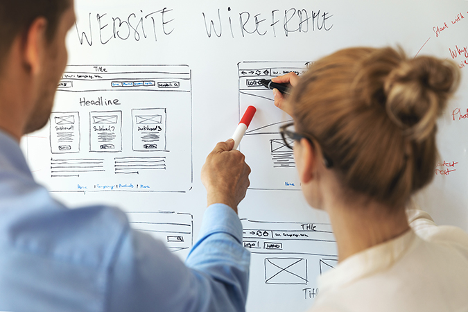 software website launch