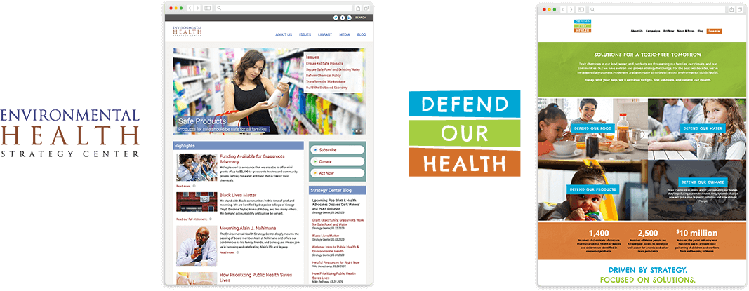 Defend Our Health Before and After