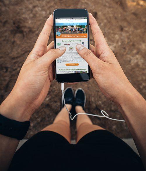Maine Marathon E-Newsletters